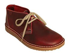 Oxygen Stitch Down Boot Dresden Red Sizes 37 to 41   eBay
