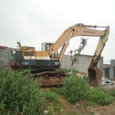 Check the size of the Komatsu Excavator PC300-5 bucket