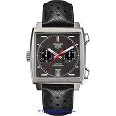 Tag Heuer Monaco Men's Chronograph CAW211B.FC6241