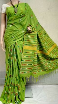 Items similar to Hand Kantha Embroidery pure Tussar Silk stole on Etsy Embroidery Saree, Hand Embroidery, Indian Ethnic Wear, Cotton Saree, Primary Colors, Sari, Colour, Pure Products, Crafty