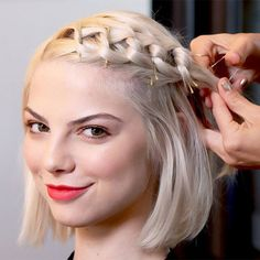 Wedding Hairstyle Ideas for the Lob | Brides