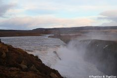 Gulfoss -- Islande