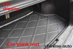 car trunk mat car mats floor mat floor protector Seat cushions car carpets used for Peugeot 301