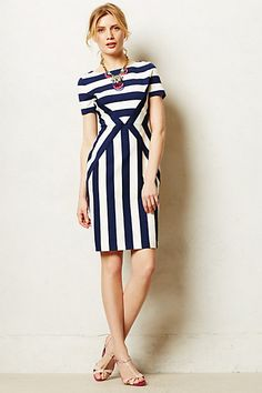 Flattering Stripes | Anthropologie