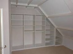 7 Miraculous Useful Ideas: Attic Storage Lighting finished attic loft.Attic Nook Cabin small attic i Attic Closet, Attic Stairs, Closet Bedroom, Garage Attic, Attic Wardrobe, Attic Ladder, Attic Office, Hallway Closet, Diy Bedroom