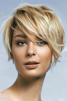 Long pixie haircut looks superb modern and cool. It is best for people who do not have much time in styling their hair. Messy Long Pixie Haircuts for Fine Hair /Via The slight edge makes the textured pixie haircut soft and feminine. [Read the Rest] Haircuts For Fine Hair, Best Short Haircuts, Short Hairstyles For Women, Hairstyles Haircuts, Blonde Hairstyles, Layered Hairstyles, Bob Haircuts, Haircut Short, Cropped Hairstyles