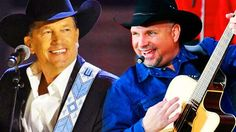 Country Music Lyrics - Quotes - Songs - Garth Brooks and George Strait - Duet - The Dance and The Cowboy Rides Away (WATCH) - Youtube Music Videos https://countryrebel.com/blogs/videos/16890023-garth-brooks-and-george-strait-duet-the-dance-and-the-cowboy-rides-away-watch