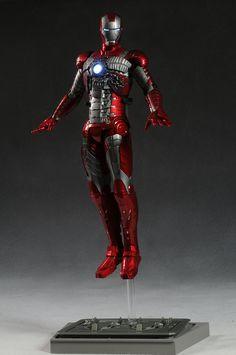 Hot Toys Iron Man