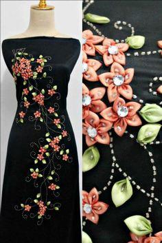 Su vestito nero
