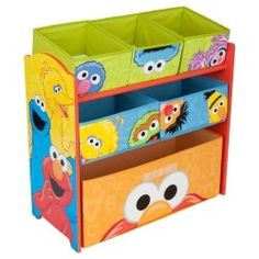 Do your kids love Sesame Street'? Looking for the coolest Sesame Street decor for kids? Deck out your kids room in high style with these fun &...