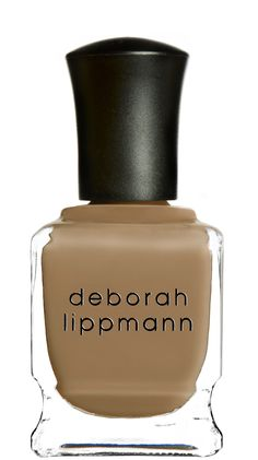"""When she painted it on his models' hands, Narciso Rodriguez deemed Deborah Lippmann's Terra Nova nail polish """"the sickest camel."""" He's not the only fan. The rich caramel hue is a sophisticated evolution of the nude nail. $18, deborahlippmann.com  (available in May)   - TownandCountryMag.com"""