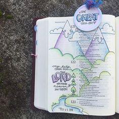 Psalms 121:1-2. s a r a h @3robins. Instagram photo | Websta (Webstagram)