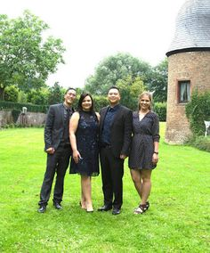 Ina's und Ämmi's standesamtliche Hochzeit auf Schloss Nörvenich