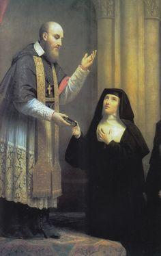 Santa Joana Francisca de Chantal, Saint Jane Frances de Chantal, Санта-Йоана Франсиска де Шанталь, 圣约翰·弗朗西斯·德·奇塔尔, サンタ・ジョアナ・フランシスコ・デ・シャンタル