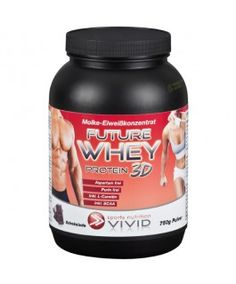 WHEY Proteinpulver Future 3D - SCHOKOLADE  www.feelgood-shop.com