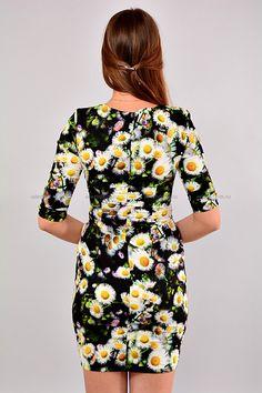 Платье Г5664 Размеры: 42-48 Цена: 630 руб.  http://odezhda-m.ru/products/plate-g5664  #одежда #женщинам #платья #одеждамаркет