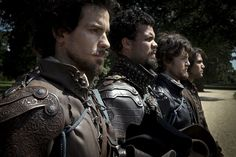 bbc musketeers queen anne | The Musketeers Lead Cast Members - Image Credit: BBC. Photographer ...