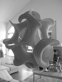 This page is full of beautiful hyperbolic crochet from Gabriele Meyers