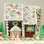 gingerbread houses...many great ideas, printables and tutorials here