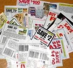 NEW Coupons... HIGH Value! Up to $4.00 off!