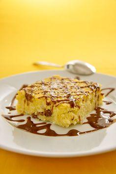 Jáhelný řez s kokosem Vegan Gluten Free, French Toast, Food And Drink, Baking, Healthy, Breakfast, Sweet, Cupcake, Toms