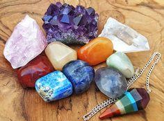 Internet das Coisas!!!: Chakra Crystal Healing Kit