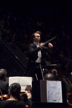 Concerto Pietari Inkinen / Saleem Ashkar - 3 ottobre 2014 - Stagione 2014-15 © Michele Borzoni / Terraproject / Contrasto