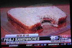 News Reveals Racist Sandwich