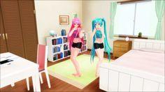 [MMD] Twinkle x Twinkle {Megurine Luka & Hatsune Miku}