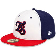 Tennessee Smokies Authentic Home Fitted Cap - MLB.com Shop