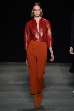 Narciso Rodriguez Fall 2017 Ready-to-Wear Collection Photos - Vogue