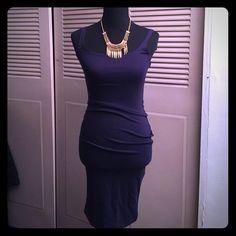Tight fitted Zara Dress Brand new with tags never worn Zara Dresses Midi