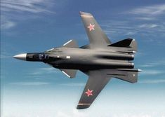 The Sukhoi Berkut (NATO reporting name: Firkin), also designated and during initial development, was an experimental supersonic jet fighter developed by Sukhoi Aviation Corporation. Military Jets, Military Aircraft, Sukhoi Su 47, Photo Avion, Aircraft Design, Aircraft Pictures, Jet Plane, Fighter Aircraft, Luftwaffe