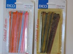 Ekco Cocktail Mixers - Pkg of 36 -- Be sure to check out this awesome product.
