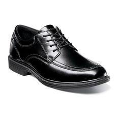 Nunn Bush Bourbon Street Kore Men's Oxford Shoes, Size: medium (10.5), Black