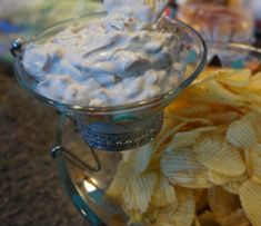 Vegan French Onion Dip is where it's at. Delicious, rich, creamy perfection, just like the soup dip from way back. We couldn't stop eating it.