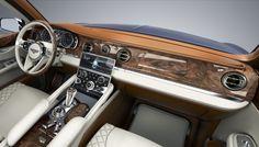 Bentley EXP 9 F SUV-Konzept – luxuriösester SUV der Welt #Luxusauto #Luxurycar #SUV #Supercar #Nobelio #Bentley #EXP9F