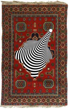 Um novo olhar sobre a tapeçaria persa Natural do Azerbaijão, o artista Faig Ahmed possui um trabalho capaz de unir técnicas milenares de tapeçaria persa a um novo olhar multidimensional.