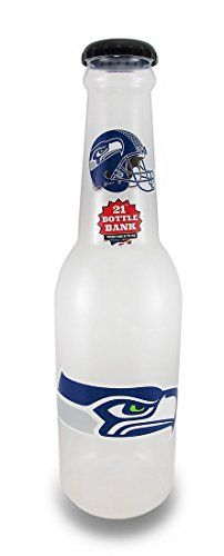 Seattle Seahawks Baby Bottle