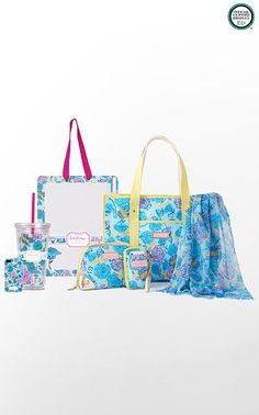 The Alpha Xi Delta Collection - Lilly Pulitzer