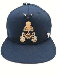 Baseball Cap Men Women Youths New Skull And Spike Snapback Hat Hd  Background Download 9af013bc8674