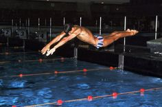 1972 men's olympic swimming photos | Spitz who went on to win seven gold medals at the 1972 Munich Olympic ...