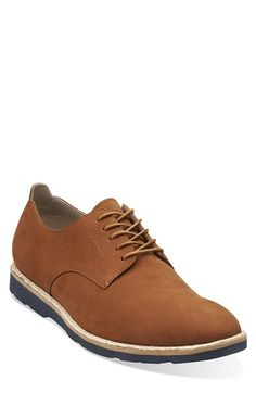 bf5c22dade49 Free shipping and returns on Clarks®  Gambeson Walk  Leather Plain Toe  Derby (