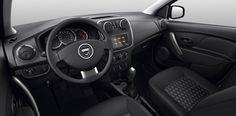 Dacia Logan - wnętrze