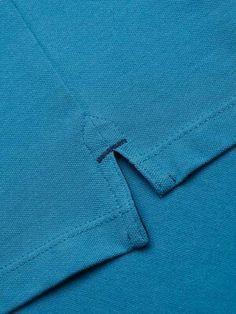 Детали обработки Mens Polo T Shirts, Polo Tees, T Shirts For Women, Sewing Hems, Schneider, Summer Shirts, Polo Shirt Design, Polo Outfit, Knitting Designs