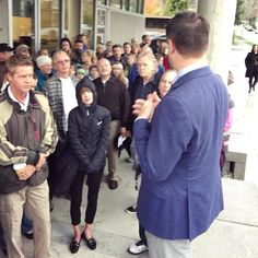 Proud to stand with Bothell mayor Joshua Freed as we pray for the city it's citizens and the new city hall.