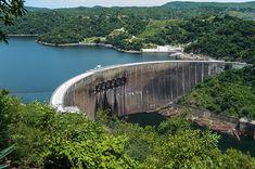 Kariba Dam Wall by Dawn Broom Victoria Falls, Framed Prints, Canvas Prints, First Art, Art Forms, Fine Art America, Dawn, Zimbabwe, Wall Art