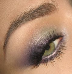 Summer Going out makeup _shadow look for hazel eyes <3
