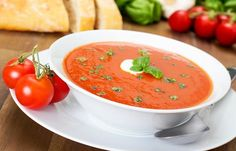 Vegetable Soup Recipes For Weight Loss - Tomato Soup