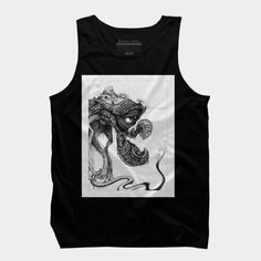 The Island Tank Top By Sethstrong Design By Humans